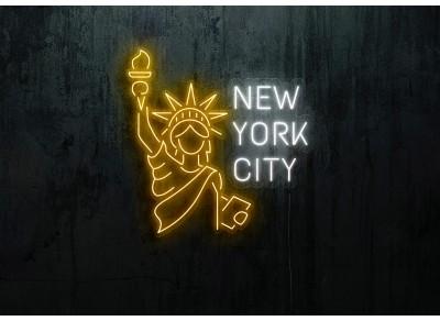 neon led new york, lightsandwires