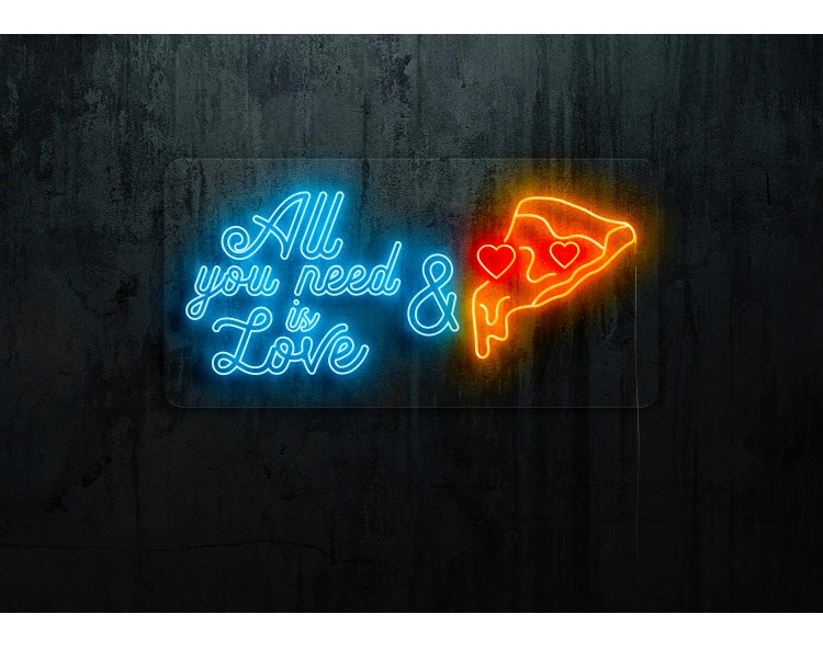"""Neon Led """"All you need is..."""