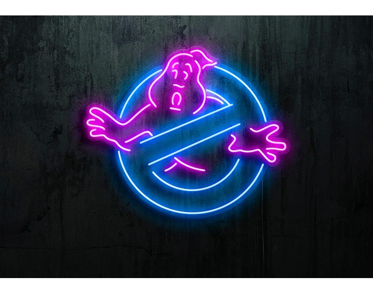 """Neon Led """"Ghost busters"""""""