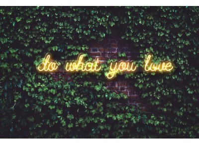 "Neón Led ""Do what you love"""
