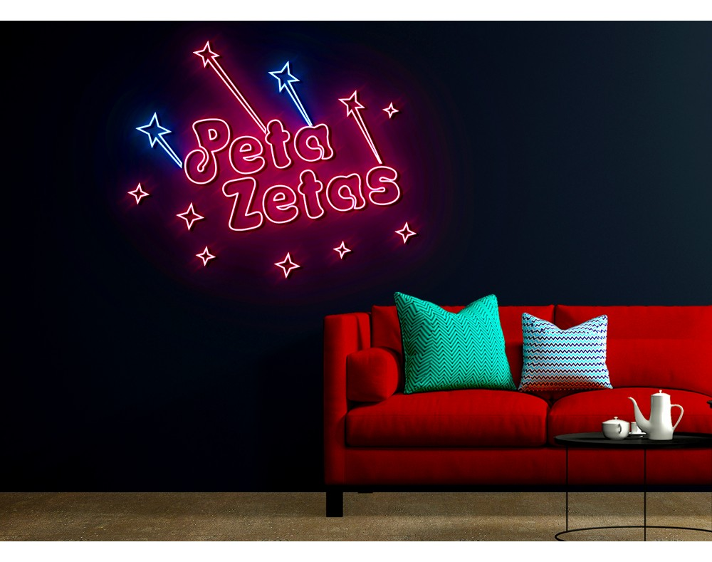 neon led peta zeta Lightsandwires