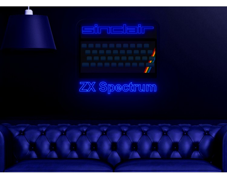 "Neon Led ""Sinclair ZX..."