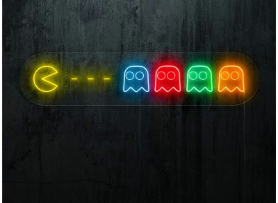 comecocos neon led lightsandwires