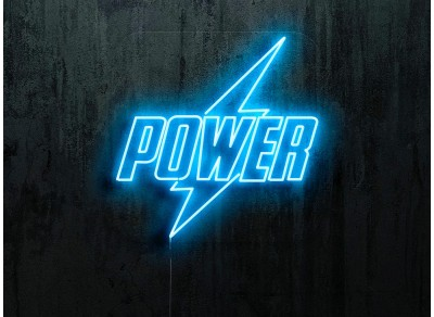 "Neon Led ""Power"""