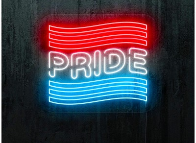 neon led orgullo lightsandwires