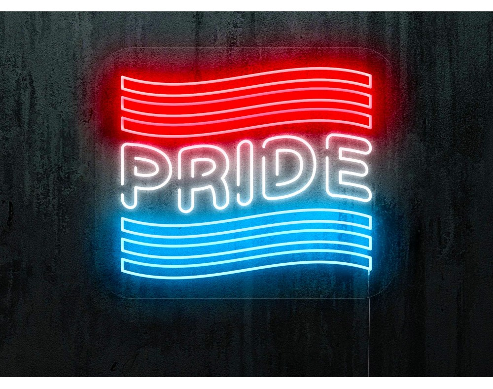 neon led orgullo lightsandwires