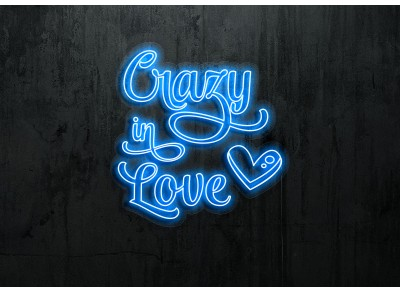 "Neon Led ""Crazy in love"""