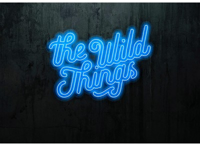 "Neon Led ""The wild things"""