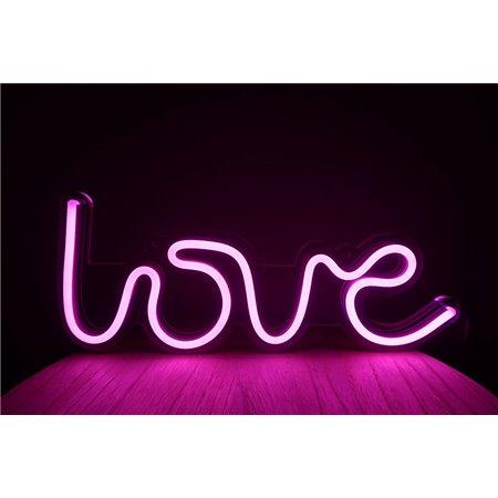 Neon LED Love