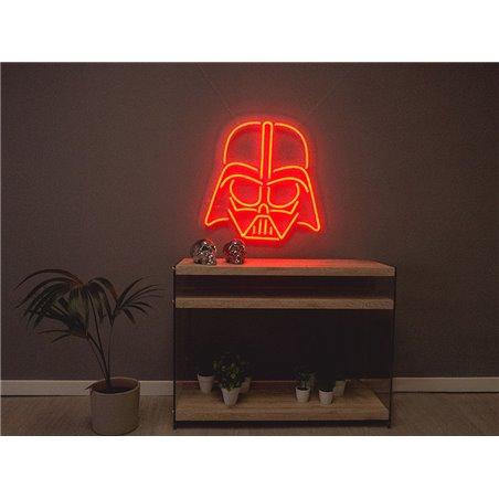 Neon LED Darth Vader